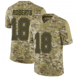 Nike Andre Roberts Buffalo Bills Youth Limited Camo 2018 Salute to Service Jersey