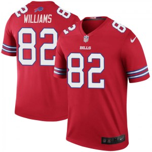 Nike Duke Williams Buffalo Bills Youth Legend Red Color Rush Jersey