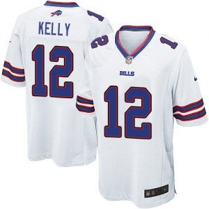 the latest 835c2 0f3dd Jim Kelly Jersey | Bills Jim Kelly Color Rush Jerseys ...